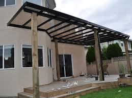 Roof Patio by Wood Patio Cover Ideas Home Design Ideas And Pictures