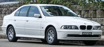 bmw 5 series e39 wikiwand