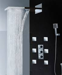 rain shower head system shower set complete large selections ultra bath shower system