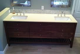 Walnut Bathroom Vanity Delgreco Design Walnut Bathroom Vanity