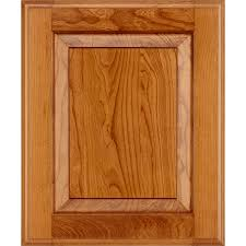 shop schuler cabinetry princeton 17 5 in x 14 5 in pecan cherry