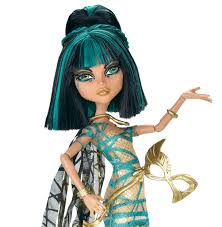 Frankenstein Monster High Halloween Costumes by Amazon Com Monster High Ghouls Rule Cleo De Nile Doll Toys U0026 Games