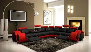 Black Leather Sectional Sofa Homelegance Black Leather Reclining Sectional Sofa Chaise Recliner