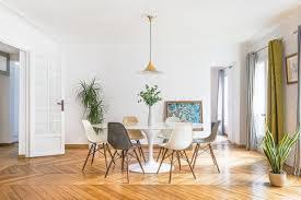 table ronde avec chaises superbes idées et inspirations à propos de l intérieur scandinave