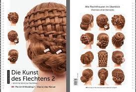 Hochsteckfrisurenen Anleitung Flechten by Friseur Worms Haare Mehr Frisurenbücher