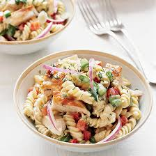 grilled chicken pasta salad family circle