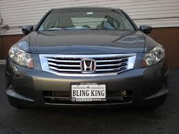 honda accord trim levels 2012 honda accord chrome grille insert overlay trim 4dr