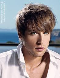hair styles to cover easy men s hairstyle with hair that covers the forehead
