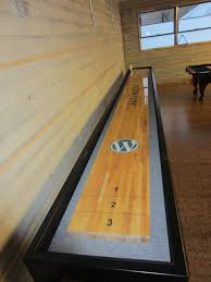 Antique Shuffleboard Table For Sale It U0027s A Small World Hudson Shuffleboards And The Automattics