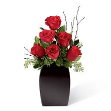 cheap roses modern bouquet of elegance at send flowers