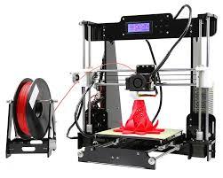 Diy Kit by Anet A8 Desktop 3d Printer Eu Plug 172 79 Online Shopping