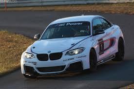 bmw car racing bmw m235i racing car exclusive photos