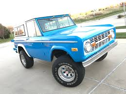 1975 Ford Truck Colors - 1975 ford bronco maxlider brothers customs