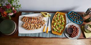 thanksgiving dinner buffet style how to set up a thanksgiving buffet the easy way epicurious com
