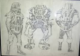 jack kirby quote jack kirby orion of the new gods model sheet in david grisez u0027s