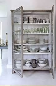 Best  Grey Display Cabinets Ideas On Pinterest Display - Kitchen display cabinet