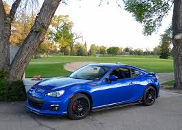 2015 Subaru Brz Series Blue Rwd U2013 Stu U0027s Reviews