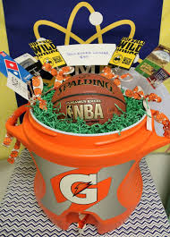 basketball gift basket booster bash silent auction items midland high school sports