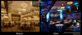 john marshall ballrooms richmond virginia wedding receptions
