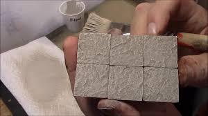 Floor Dry by Underground Brick Painting 5 Stone Floor Dry Brushing Youtube