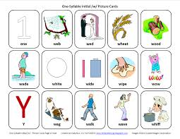 Syllable Worksheets Testy Yet Trying Initial W Free Speech Therapy Articulation