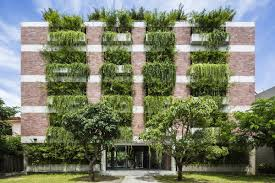 Home Vertical Garden by Great World Structures With Green Facades And Vertical Gardens