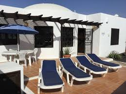 villa on a small residential complex of 11 bungalows puerto del