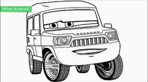 cars movie coloring pages qlyview