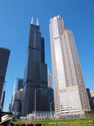 willis tower chicago sears tower sears tower information and pictures