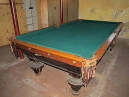 Used Billiard Tables by Used Pool Tables
