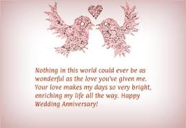 wedding day messages best anniversary message to husband quotes wishes