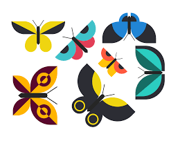 free butterfly clip art vector vector art u0026 graphics freevector com