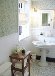 designer wallpaper for bathrooms