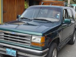 Ford Explorer 1993 - mi camioneta preferida la explorer taringa