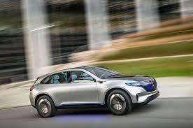 mercedes concept car paris motor show mercedes unveils its new electric concept