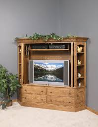 Tall Corner Tv Cabinet With Doors by Tall Corner Tv Stand Best Home Furniture Decoration