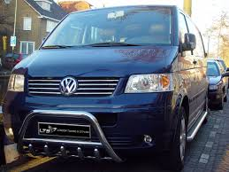 volkswagen kombi 2008 vw t5 t6 transporter chrome axle nudge a bar bull bar bull bar