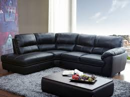 canap d angle cuir gris anthracite canapé d angle 100 cuir noir ou bicolore gris anthracite
