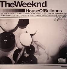 the weeknd house of balloons vinyl at juno records