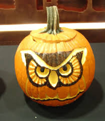 decorating ideas foxy image of creative shape owl love pumpkin