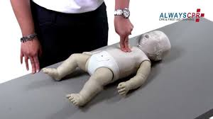 infant choking and infant cpr demonstration youtube