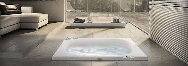 Bathtub Spas Built In Tub Rectangular 2 Seater Outdoor City Spa By