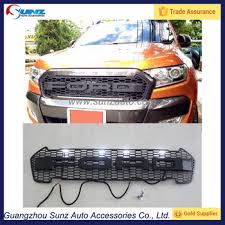 front grill ford ranger exterior accessories front grille fit for ford ranger wildtrak