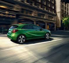 mercedes a class the generation of the mercedes a class