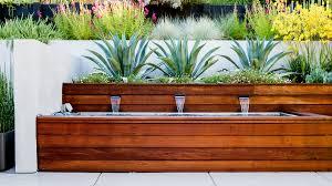 Steep Sloped Backyard Ideas A Hillside Garden U0027s Ingenious Design Sunset