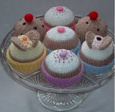 cup cake knitting patterns artatheart