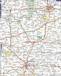 map ky and tn directions
