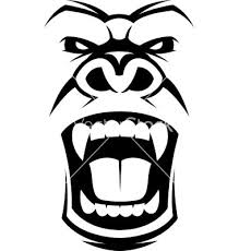 best 25 gorilla tattoo ideas on pinterest samurai tattoo skull