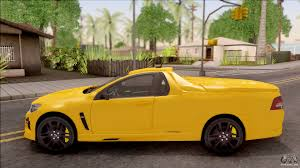 holden maloo gts hsv limited edition gen f gts maloo v1 2014 for gta san andreas