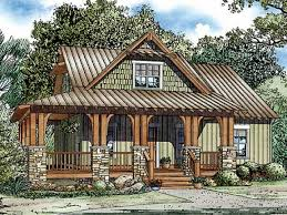 Open Floor Plans With Porches by Plans With Porches Rustic Country House Plans Rustic Vacation